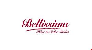 Bellissima Hair Salon logo