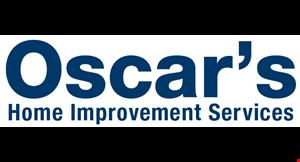 Oscar's Home Improvement Services logo