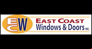 East Coast Windows & Doors Inc. logo