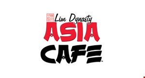Product image for Asia Cafe $5 OFF any purchase of $25 or more