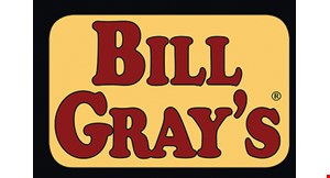 Product image for Bill Gray's Taproom - Brockport $1 off any kids meal