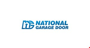 Ntional Garage Door logo