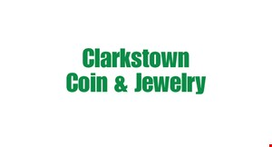 Clarkstown Coin & Jewelry logo