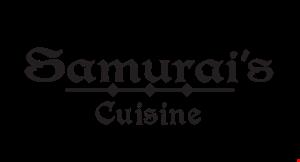 Samurai's Cuisine logo
