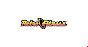Retro Fitness of Monroe logo