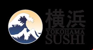 Yokohama Sushi logo