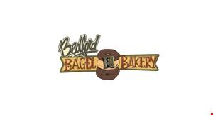 Bedford Bagel & Bakery logo
