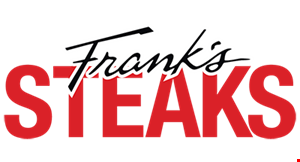 Frank's Steaks logo