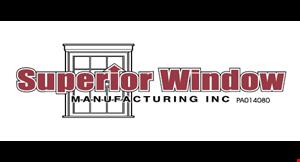 Superior Window Manufacturing Inc logo