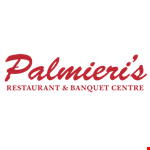 Palmieri's Restaurant logo