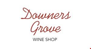 Downers Grove Wine Shop logo