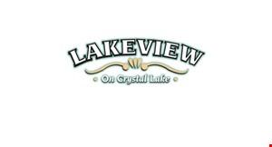 Lakeview on Crystal Lake logo