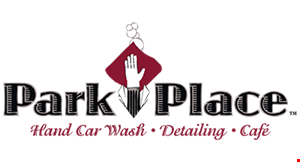 Park Place Hand Carwash & Detailing logo