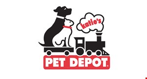 Product image for Katie's Pet Depot $10 OFF any purchase of $100 or more limit 1 per customer.