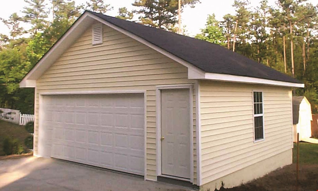 Product image for All Size Buildings $200 Off Any 12' Wide Building. $150 Off Any 10' Wide Building. $100 Off Any 8' Wide Building.