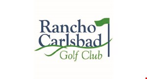 Product image for Rancho Carlsbad Golf Course FREE Fountain Drink