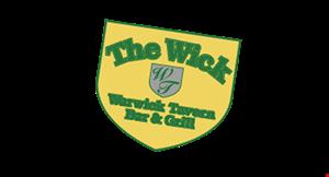 Warwick Tavern, The logo