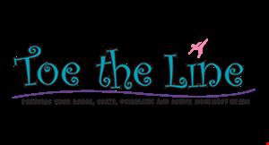 Toe The Line logo
