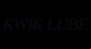 Kwik Lube logo
