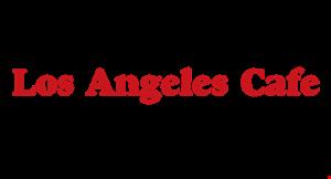 LOS ANGELOS CAFE- NEW LENOX logo