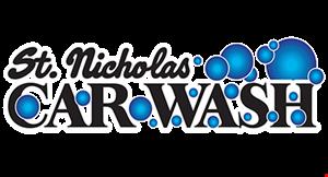 St. Nicholas Car Wash logo