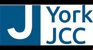 York Jewish Community Center logo
