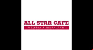 All Star Cafe Pizzeria & Restuarant logo