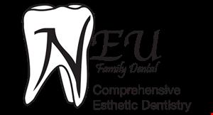 Neu Family Dental Care logo