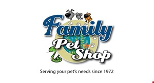 Family Pet Shop logo