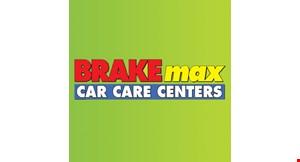 Brake Max logo