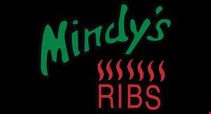 Mindy's Ribs logo