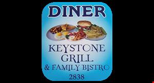 Keystone Grill & Family Bistro logo