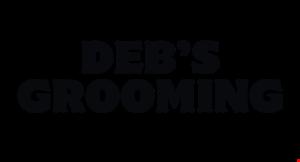 Deb's Grooming logo
