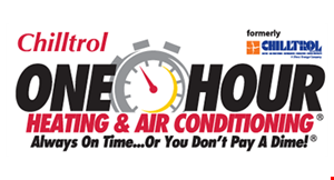 Chilltrol Heating & Air Conditioning Co. logo
