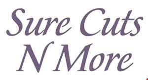Sure Cuts N More logo