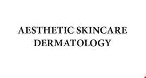 Aesthetic Skincare Dermatology logo