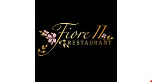 Product image for FIORE'S II $10 Off any purchase of $60 or more $10 Off any purchase of $60 or more.