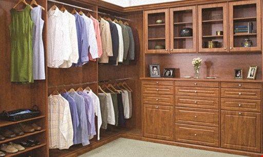 Product image for Closets By Design $300 OFF plus... Free Installation. 12 Month Special Financing*.