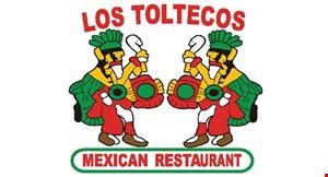 Los Toltecos Mexican Restaurant logo