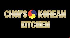 Choi's Korean Kitchen logo
