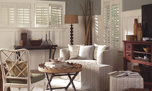 Product image for Budget Blinds 50% off Buy one Select Signature or Enlightened Style Window Treatment and get the 2nd 50% off