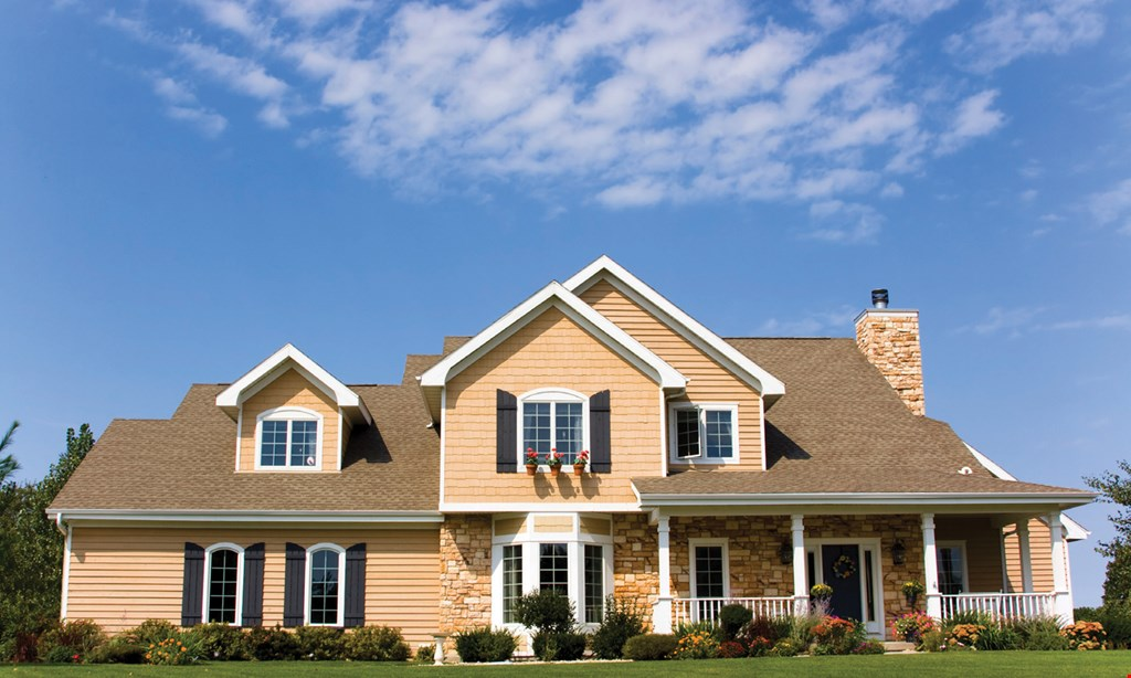Product image for My Home Pro FREE ESTIMATES GUTTERS • SIDING • ROOFS • BATH • KITCHENS • BASEMENTS (Baths Starting At $5,999).