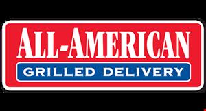 All American Grill logo