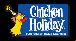 Chicken Holiday logo