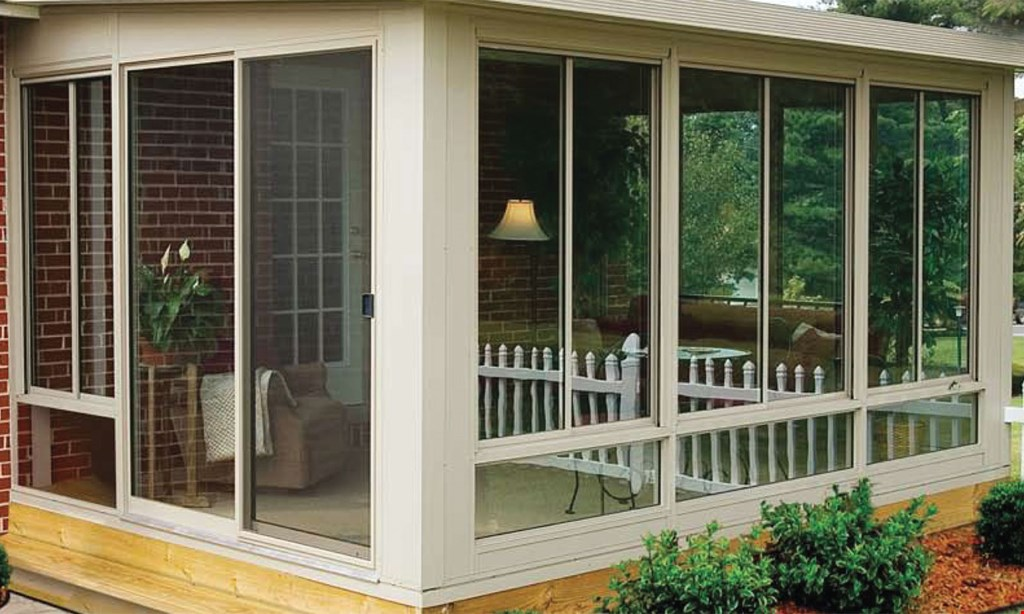 Product image for Sunrooms Express FREE HVAC with sunroom purchase.