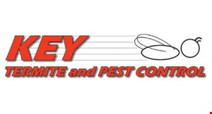 Product image for Key Termite and Pest Control $100 Off full termite treatments