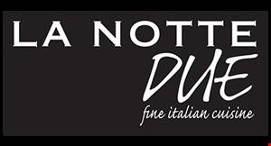 La Notte Due logo