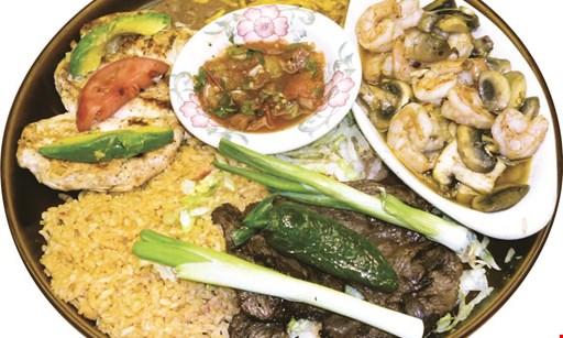 Product image for La Hacienda Real $7 off Dinner