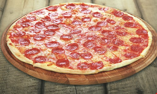Product image for Carmine's Catering $4 off sheet breakfast pizza