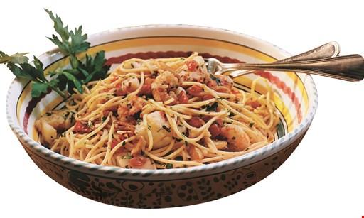 Product image for Dusal's Italian Restaurant & Pizzeria 50% Off Dinner Entree.